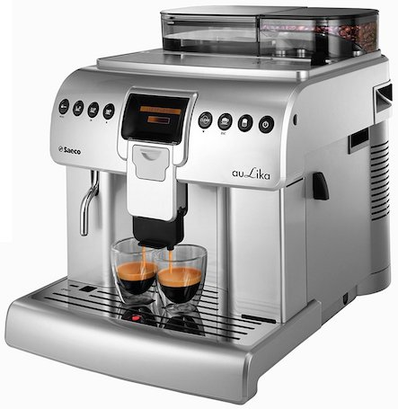 Saeco Aulika Focus Machine à Café Automatique Professionnelle