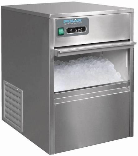 Polar T316 20kg Machine à Glaçons Professionnelle