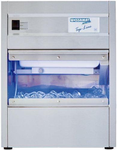 Wessamat Top Line 35kg Machine à Glaçons Professionnelle