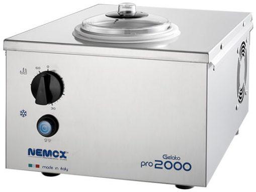 Turbine à Glace Professionnelle Nemox Gelato Pro 2000