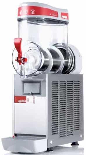 Ugolini 10L Machine à Granita Professionnelle 1 Bac