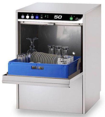 Adler 500x500 Lave-Vaisselle Professionnel