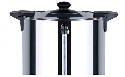 Robinet Anti-Gouttes Alpinox Aroma 7L Percolateur à Café Pro